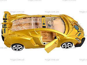 Машина инерционная с открывающимися дверями, 6620, фото