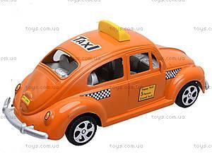 Инерционная машинка «Такси», Q563-A1, купить