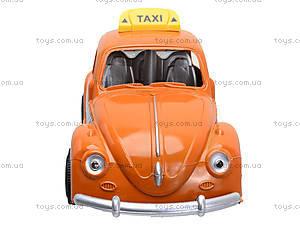 Инерционная машинка «Такси», Q563-A1, отзывы