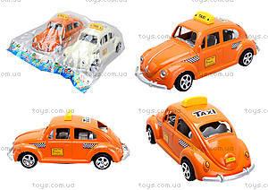 Инерционная машинка «Такси», Q563-A1