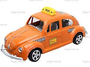 Инерционная машинка «Такси», Q563-A1, детские игрушки
