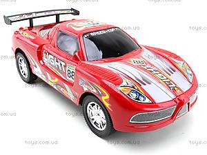 Детская инерционная машина «Спорткар», 6688-1, купить