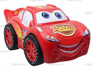 Детская машина с инерцией «Тачки», 518-08, купить
