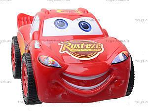 Детская машина с инерцией «Тачки», 518-08, фото