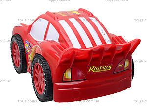 Детская машина с инерцией «Тачки», 518-08