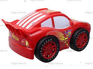 Детская машина с инерцией «Тачки», 518-08, игрушки