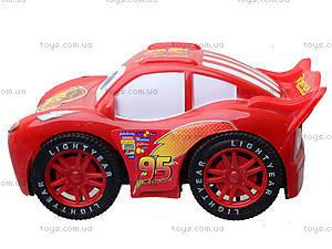 Детская машина с инерцией «Тачки», 518-08, детские игрушки