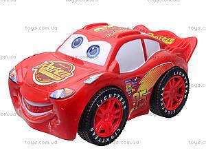 Детская машина с инерцией «Тачки», 518-08, магазин игрушек