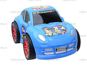 Машина инерционная детская «Тачки», 518-04, фото