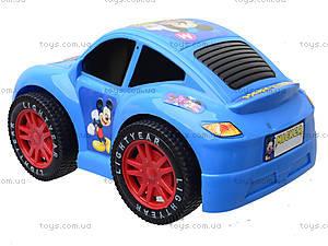 Машина инерционная детская «Тачки», 518-04, игрушки