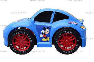 Машина инерционная детская «Тачки», 518-04, детские игрушки