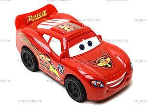 Машина игрушечная инерционная «Тачки», 5548-1, купить