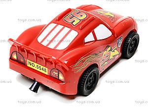 Машина игрушечная инерционная «Тачки», 5548-1, цена