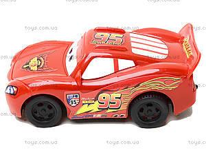 Машина игрушечная инерционная «Тачки», 5548-1, игрушки