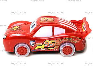 Красная детская машинка «Тачки», 5543M, цена