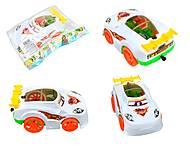 Заводная детская игрушка «Машина», 999, фото