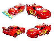 Машина для детей «Молния Маквин», 049
