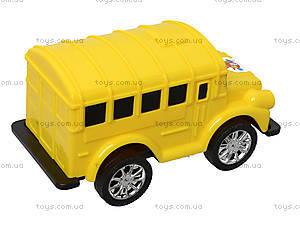 Машинка для мальчика, инерционный механизм, 6696C, купить
