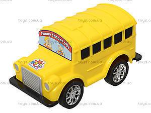 Машинка для мальчика, инерционный механизм, 6696C, игрушки