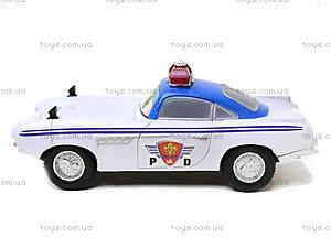 Детская инерционная машинка «Полицейский», 34018-2, купить