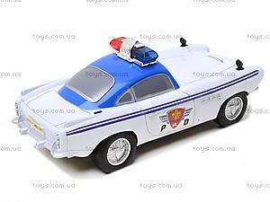 Детская инерционная машинка «Полицейский», 34018-2, фото