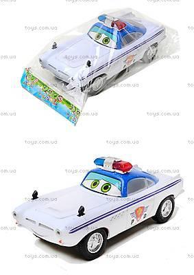 Детская инерционная машинка «Полицейский», 34018-2