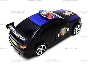 Игрушечная машина «Полицейский патруль», 999-3, фото
