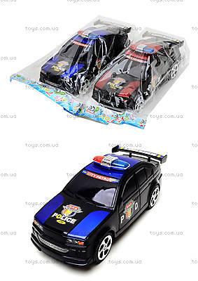 Игрушечная машина «Полицейский патруль», 999-3