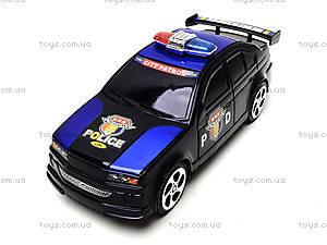 Игрушечная машина «Полицейский патруль», 999-3, отзывы