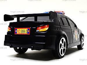 Игрушечная машина «Полицейский патруль», 999-3, цена