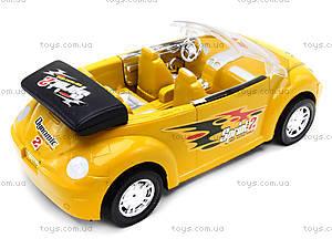 Инерционное авто Sprint, 999-5, фото