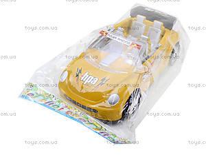 Инерционное авто Sprint, 999-5, отзывы