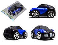 Машинка игрушка инерционная, 520-3