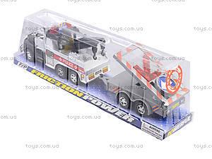 Машина инерционная «Эвакуатор», 919-04, фото