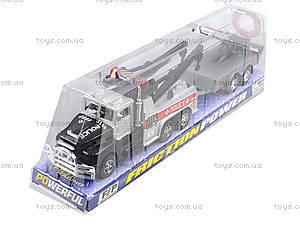 Машина инерционная «Эвакуатор», 919-04, отзывы