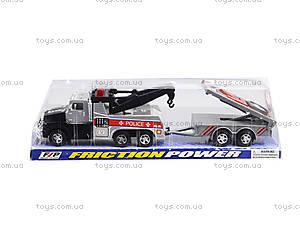 Машина инерционная «Эвакуатор», 919-04, цена