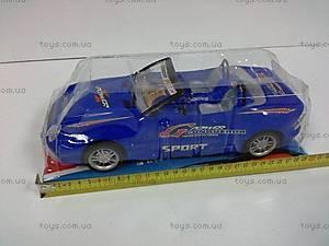 Машина инерционная «Кабриолет», 1112-1
