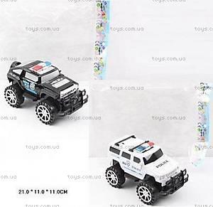 Машина инерционная «Полиция», 2 вида, 986 865