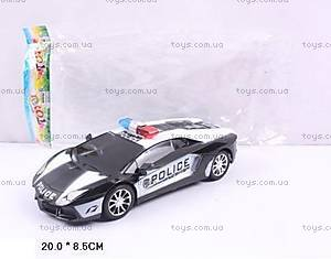 Машина инерционная  «Полиция», H100-3