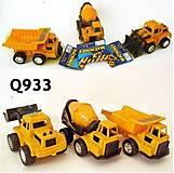 Машина инерционная «Стройка», Q933, отзывы