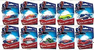 Машина инерционная Super Car металлическая, 5136-1, купить