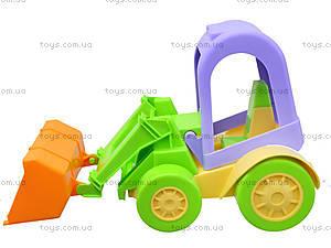 Детский трактор Friends on the move, 54061, отзывы