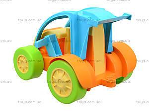 Детский трактор Friends on the move, 54061, детские игрушки