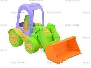 Детский трактор Friends on the move, 54061, магазин игрушек