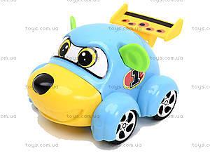 Машинка инерционная «Врум», 0723, магазин игрушек