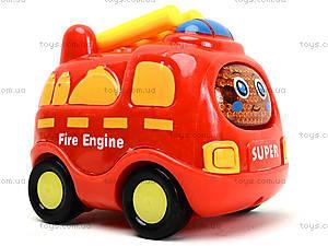 Инерционная машинка «Крошка», 1199-121193-122389-12, детские игрушки