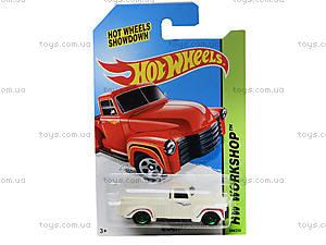 Машинка для мальчика Hot Wheels, 1601-2, детские игрушки