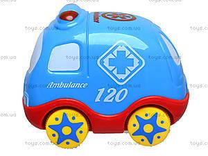 Детская машинка «Скорая помощь», 7763, цена
