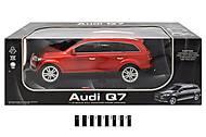 Машинка AUDI Q7 на радиоуправлении, 886-1201B, купить