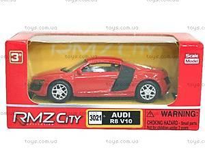 Коллекционная машинка Audi R8 V10, 354996, купить